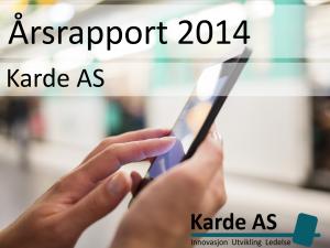 Årsrapport2014